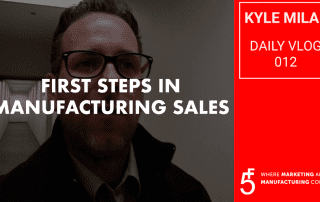 manufacturing sales tips