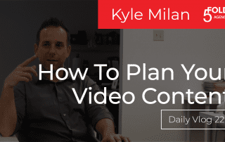 how to plan your video content strategy and tips