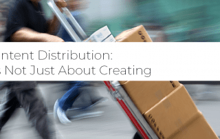 content distribution for sales and marketing