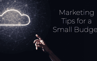 marketing for a small budget
