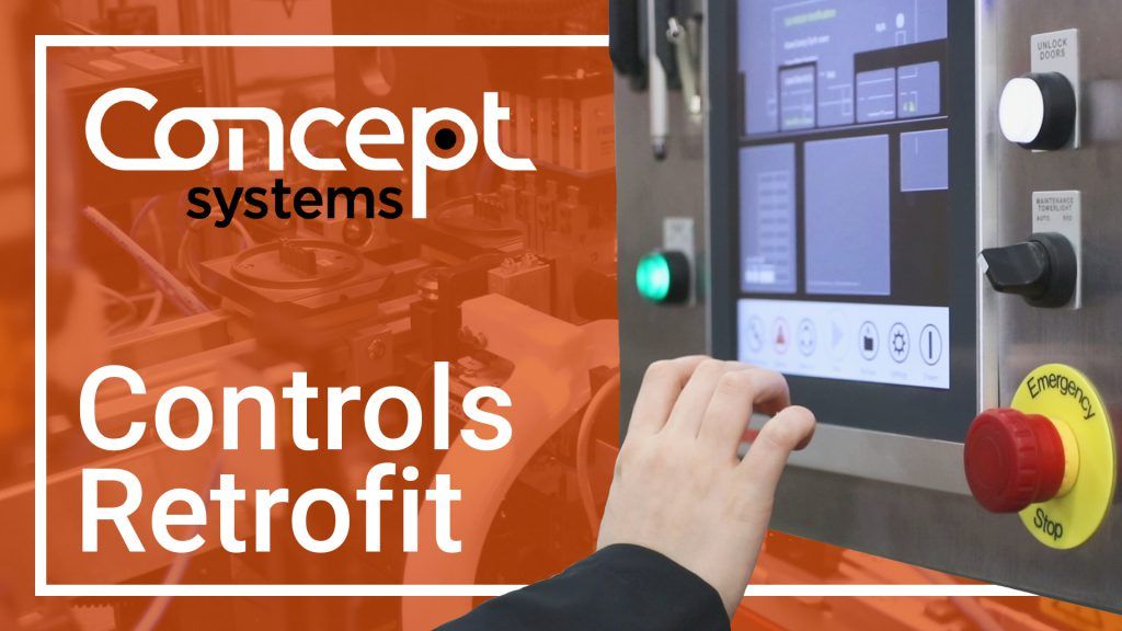 cnc controls retrofit